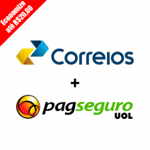 Pacote Essencial: Correios Pro + PagSeguro Pro